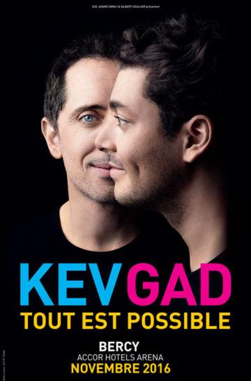 KEV & GAD - Tout est possible du 24 novembre 2016
