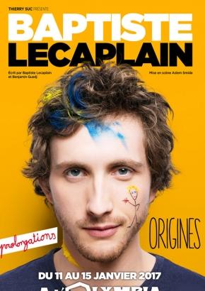 Baptiste Lecaplain - Origines WEBRIP 2017