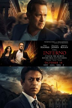 Inferno FRENCH DVDSCR 2016