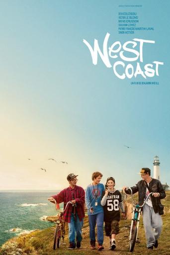 West Coast FRENCH WEBRIP x264 2016