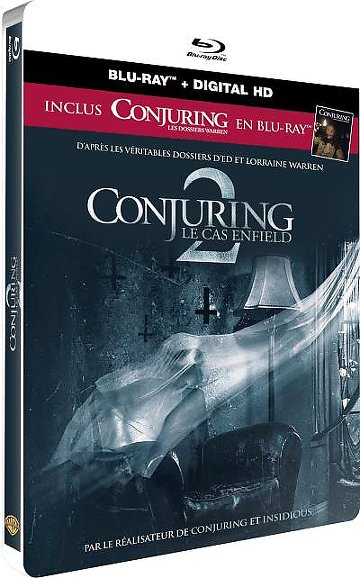 Conjuring 2 : Le Cas Enfield FRENCH BluRay 720p 2016