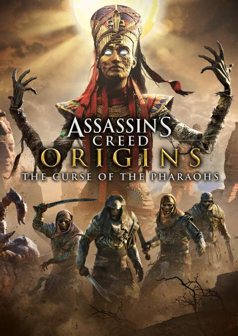 Assassin's Creed Origins : The Curse of the Pharaohs (PC)