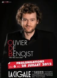 Olivier De Benoist - Tres Tres Haut Debit FRENCH DVDRIP 2012
