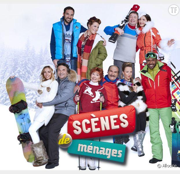 Scènes de ménages : enfin à la montagne ! FRENCH HDTV x264 2017