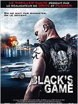 Black's Game FRENCH DVDRIP 2013