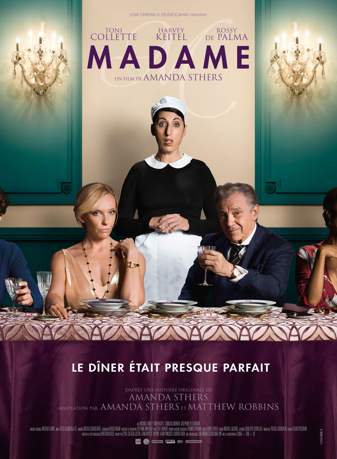 Madame FRENCH WEBRIP 1080p 2018