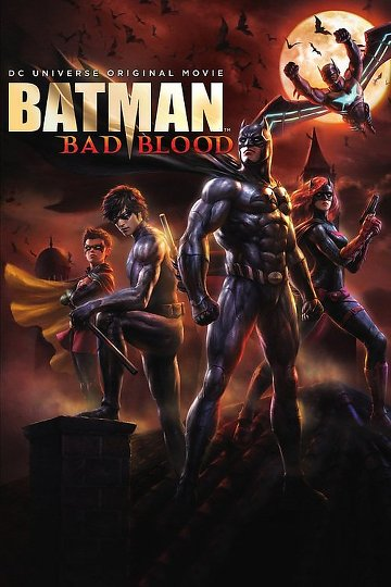 Batman: Bad Blood FRENCH BluRay 720p 2016