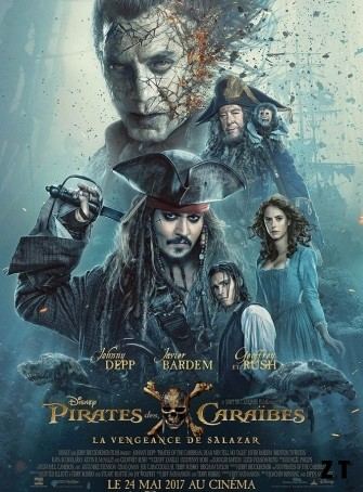 Pirates des Caraïbes : la Vengeance de Salazar FRENCH DVDRIP 2017