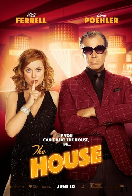 The House FRENCH DVDRIP 2017