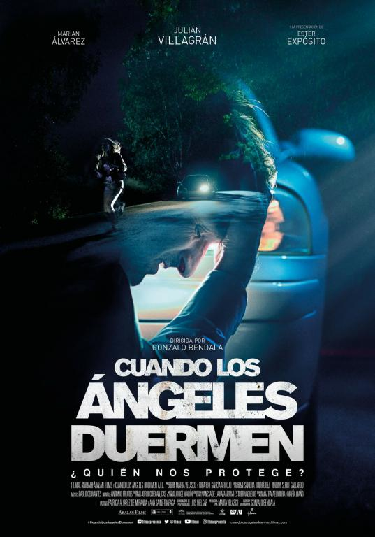 Cuando los Angeles Duermen FRENCH HDRiP 2018