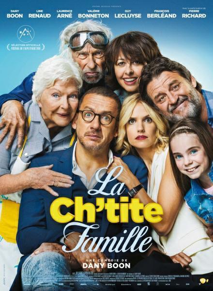 La Ch'tite famille FRENCH BluRay 720p 2018