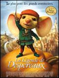 La Légende de Despereaux FRENCH DVDRIP 2009