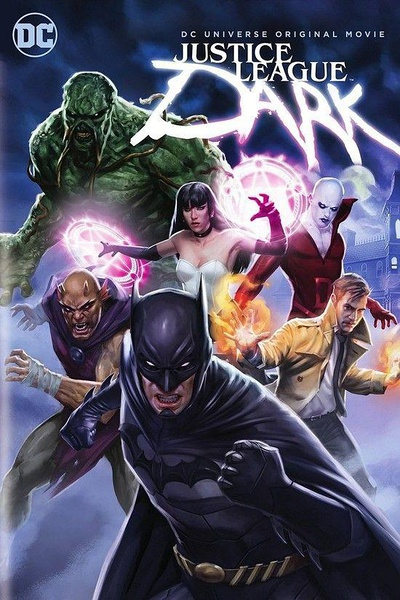 Justice League Dark FRENCH DVDRIP 2017