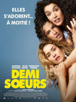 Demi-sœurs FRENCH WEBRIP 2018
