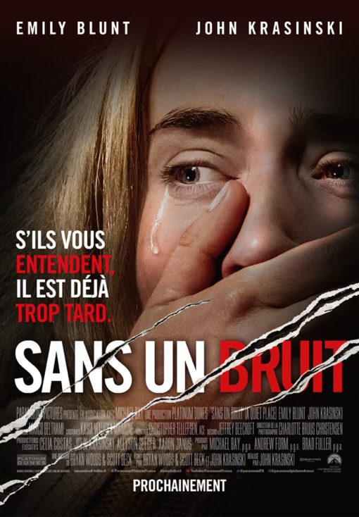 Sans un bruit FRENCH DVDRIP 2018