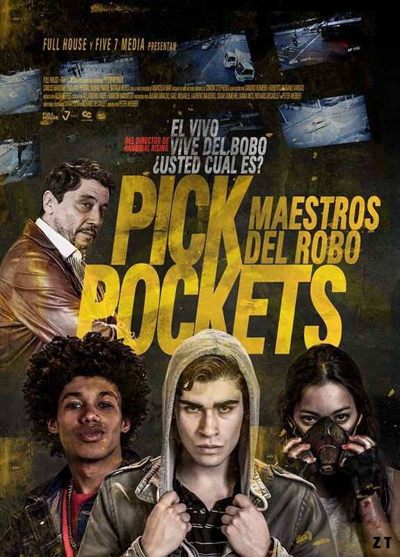 Pickpockets FRENCH WEBRIP 2018