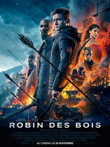 Robin des Bois (Robin Hood) FRENCH DVDSCR 2019