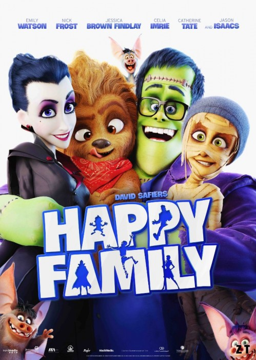 Happy Family FRENCH WEBRIP 2018