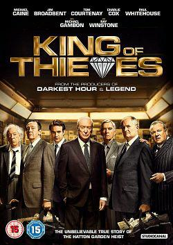 Gentlemen cambrioleurs (King Of Thieves) FRENCH BluRay 1080p 2019
