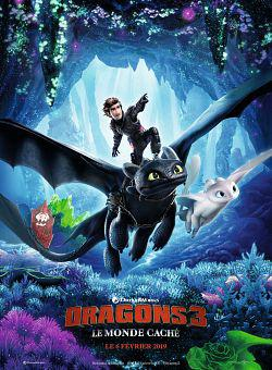Dragons 3 : Le monde caché FRENCH DVDSCR 2019