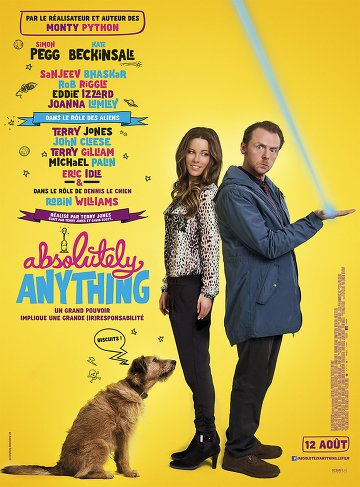 Absolutely Anything FRENCH BluRay 1080p 2015