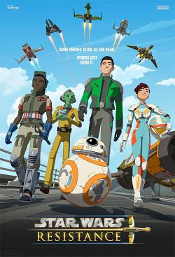 Star Wars Resistance S02E05 FRENCH HDTV
