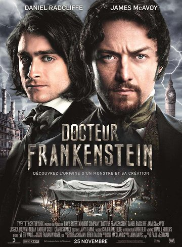 Docteur Frankenstein FRENCH BluRay 1080p 2015