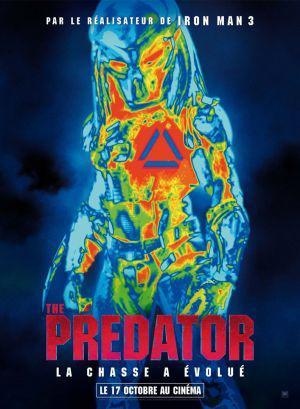 The Predator FRENCH DVDSCR 2018