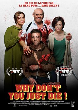 Why Don't You Just Die FRENCH BluRay 1080p 2020