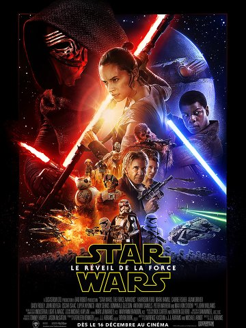Star Wars : Episode VII - Le Réveil de la Force FRENCH DVDRIP 2015