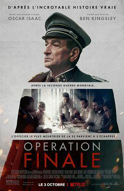 Operation Finale FRENCH WEBRIP 1080p 2018