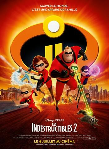 Les Indestructibles 2 FRENCH WEBRIP 720p 2018