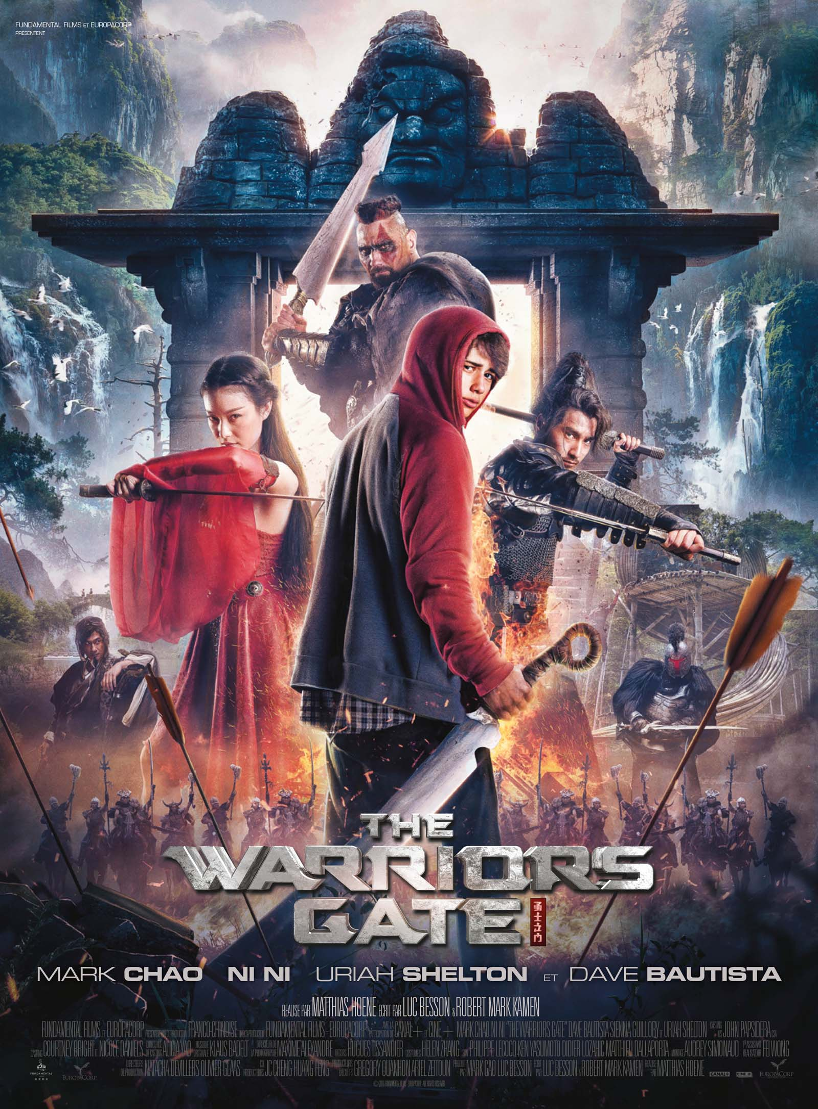 The Warriors Gate FRENCH DVDRIP 2017