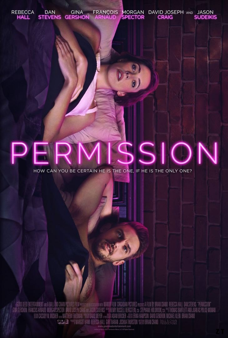 Permission FRENCH WEBRIP 2018
