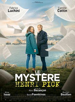 Le Mystère Henri Pick FRENCH DVDRIP 2019