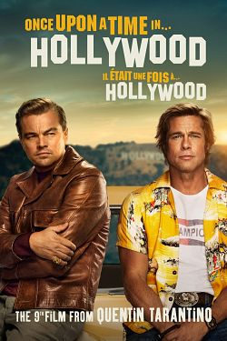 Once Upon a Time… in Hollywood FRENCH BluRay 1080p 2019