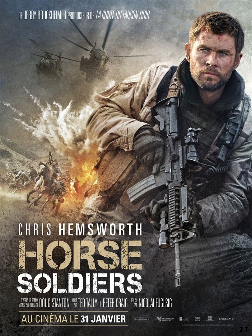 Horse Soldiers FRENCH WEBRIP 1080p 2018