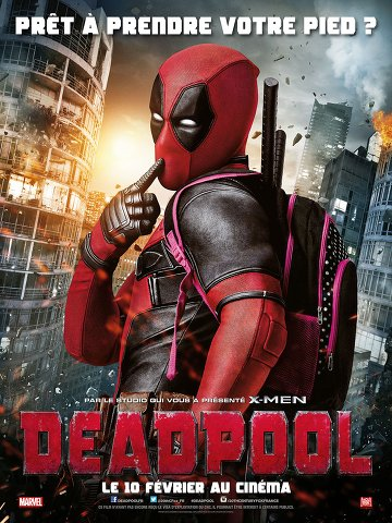 Deadpool FRENCH DVDRIP x264 2016