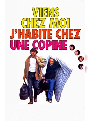 Viens chez moi, j'habite chez une copine FRENCH DVDRIP 1981