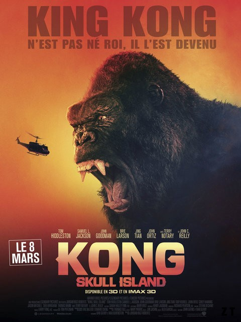 Kong: Skull Island FRENCH BluRay 1080p 2017