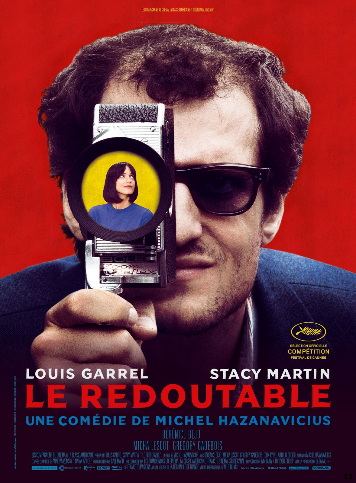 Le Redoutable FRENCH BluRay 720p 2018