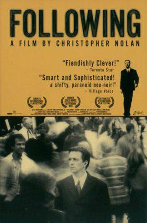 Following, le suiveur FRENCH DVDRIP 1999