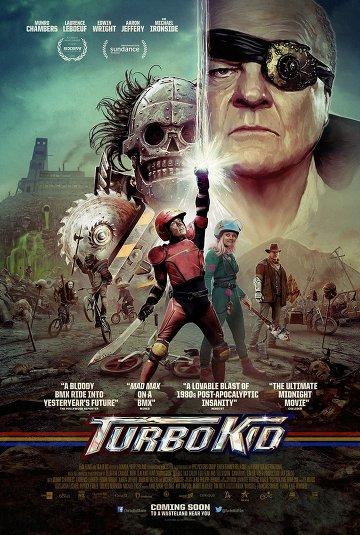 Turbo Kid VOSTFR WEBRIP 2015