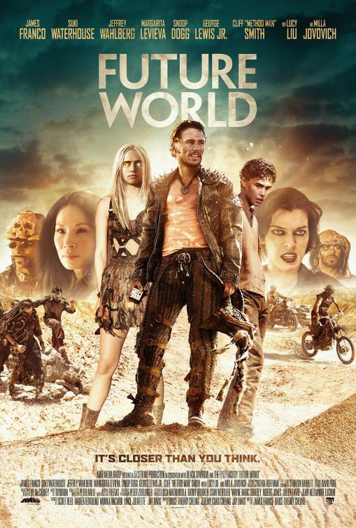 Future World FRENCH BluRay 720p 2018