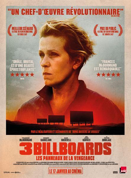 3 Billboards, Les Panneaux de la vengeance FRENCH HDlight 1080p 2018