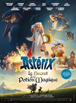 Astérix - Le Secret de la Potion Magique FRENCH BluRay 720p 2019