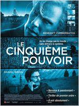 Le Cinquième pouvoir (The Fifth Estate) FRENCH DVDRIP 2013