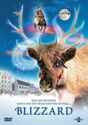 Blizzard, le renne magique du Père Noel DVDRIP FRENCH 2009