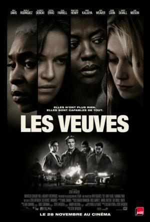 Les Veuves FRENCH WEBRIP 720p 2019