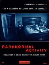 Paranormal Activity DVDRIP VOSTFR 2009